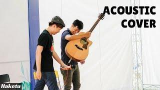 Tháng 4 là lời nói dối của em (Acoustic Live) Phạm Toàn Thắng & Haketu