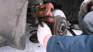 Замена задних колодок на Hyundai Solaris(, 2016-03-24T05:00:00.000Z)