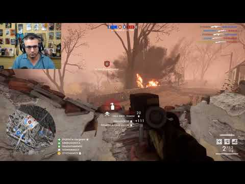 Battlefield 1 Operaciones en Las colinas