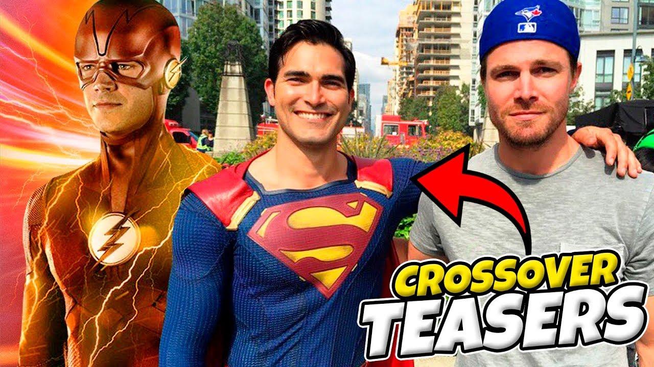 inesperado the flash temporada 5 superman crossover explicado