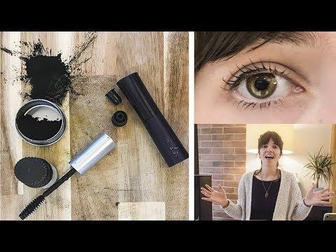 DIY mascara - natural, vegan and zero waste