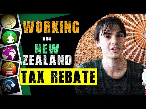 How To Get Your Tax Refund?! - NEW ZEALAND