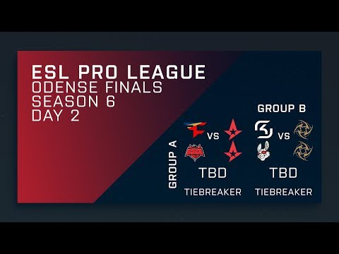 CS:GO - FaZe vs. Astralis [Mirage]- Groups Day 2 - ESL Pro League Season 6 Finals - Main Stream