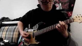 ska-p - a la mierda (guitar cover)
