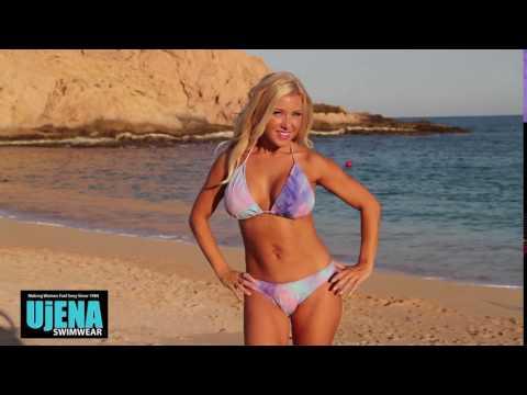 38e340e8a6ec38 COLOMBIAN TIE DYE BIKINI by Ujena - YouTube