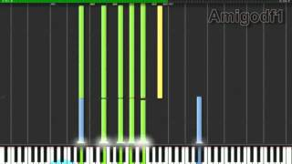 como tocar se busca instrumental tutorial piano / wanted classic Instrumental