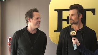 'Battle Creek' Stars Josh Duhamel and Dean Winters Reveal Their Favorite Buddy Cops of All Time