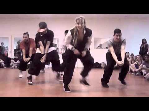 Laure Courtellemont Ragga Jam Dancehall - VYBZ KARTEL