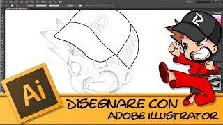Disegnare con Adobe Illustrator