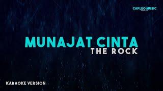 Download The Rock – Munajat Cinta (Karaoke Version)