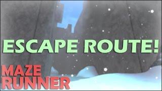 ROBLOX Maze Runner Escape Walkthrough! [December, 2016]