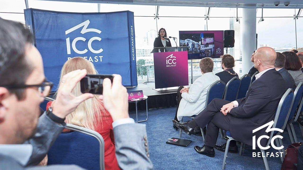 ICC Belfast - ICC Belfast