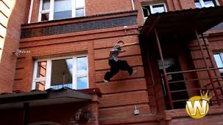 Amazing Parkour and Freerunning 2015