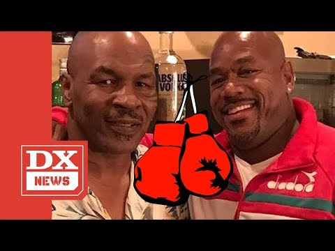 Wack 100 & Mike Tyson Get Into Apparent Fistfight During Podcast Taping