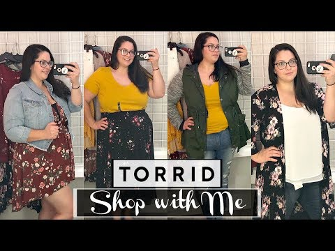 Torrid Shop with Me!    Plus Size Try On. http://bit.ly/2HOChP6