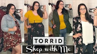 Torrid Shop with Me! || Plus Size Try On
