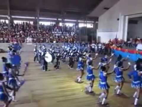 GMNHS CALANGCANG ANNEX BAND AND BUGLE CORP.THE CHAPION MARCH 26,2015.