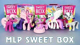 My Little Pony из Sweet Box - обзор фигурок второй волны