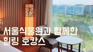 서울 가성비 호캉스 _ 코트야드 메리어트 서울보타닉 파…