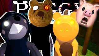 ROBLOX PIGGY HALLOWEEN SPOOKY HUNT EVENT UPDATE..