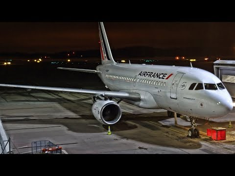 A GOOD MORNING ON AIR FRANCE | STOCKHOLM-PARIS | ECONOMY CLASS | AIRBUS A319