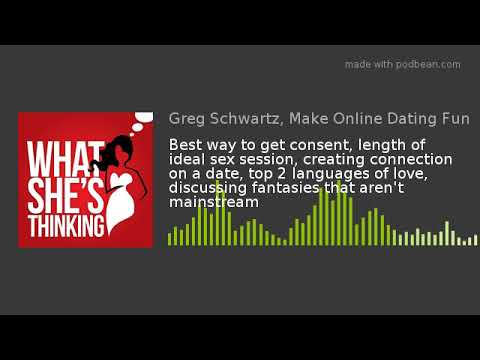ideal online dating profile length