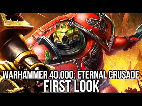 Warhammer 40,000: Eternal Crusade (Free Online Shooter): Watcha Playin'? Gameplay First Look
