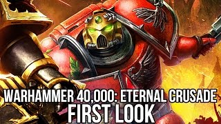 Warhammer 40,000: Eternal Crusade (Free Online Shooter): Watcha Playin