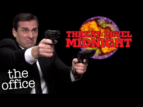 None - 'The Office' Released Michael Scott's Movie Threat Level Midnight In Full