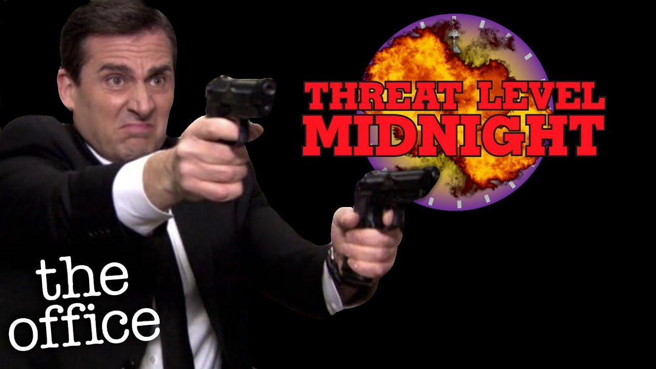 Watch the Entirety of 'Threat Level Midnight' from 'The Office', Then ...