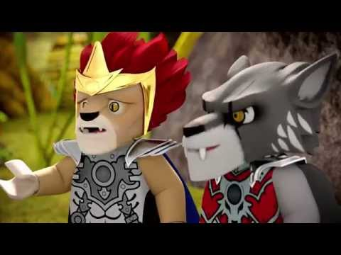 Game of Legends - LEGO Legends of Chima - Mini Movie #28