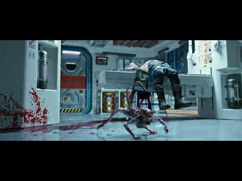 Download Alien Covenant 2017 : Alien Birth Scene 1080p