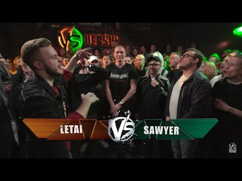 VERSUS: FRESH BLOOD 4 (LeTai VS Sawyer) Этап 1