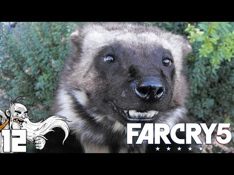 WOLVERINE HEART ATTACK JUMPSCARE!!! - Let's Play Far Cry 5 Gameplay