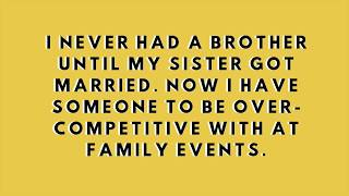 Brother in Law Quotes to Make You Laugh