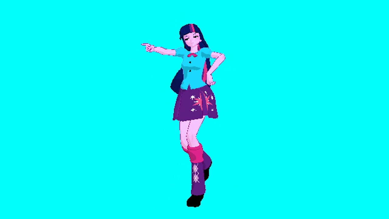 Mmd X Fortnite Crossover Characters Do Default Dance Moves Youtube