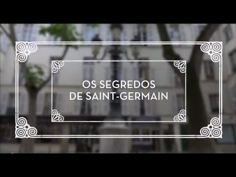 Os segredos de Saint-Germain em Paris