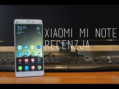 Xiaomi Mi Note -  test, recenzja #9 [PL]