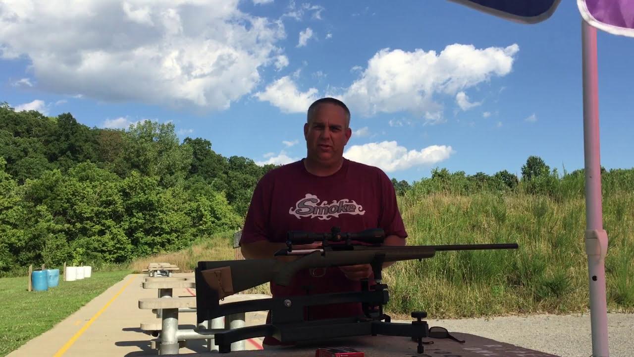 Ruger American predator 6 5 creedmoor accuracy
