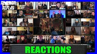 The Nutcracker & The Four Realms Teaser Trailer Reactions Mashup | Reaction Replay