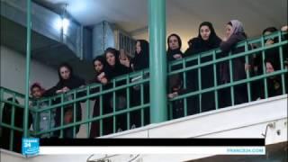 عشرات الآلاف في إيران يشاركون في تشييع أكبر هاشمي رفسنجاني