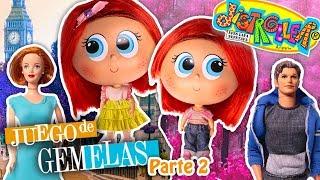 JUEGO DE GEMELAS Episodio 2: Hermanas CAMBIAN de VIDA!!- Juguetes Fantásticos