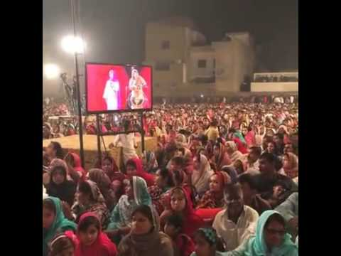 Marilyn Hickey at Eternal Life Church in Lahore, Pakistan!!