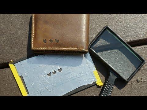 Solar Engraving // Becky Stern