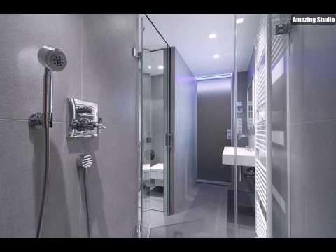 Moderne Badezimmer In Grau - Youtube
