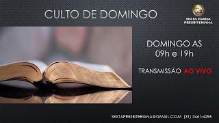 """Atos 13.1-3 - """" Lições de Uma Igreja Missionária""""  - Rev. Ivan  Gomes Pereira - 17-10-2021"""