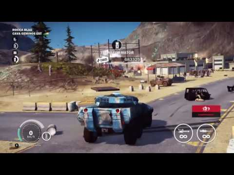 JUST CAUSE 3: This was Supposed to be a Western [Trophy Guide]