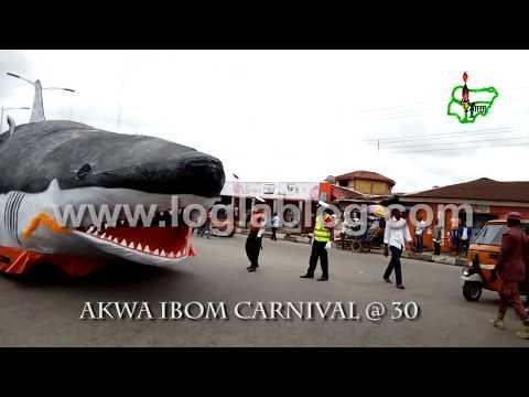 AKWA IBOM STATE CARNIVAL @ 30