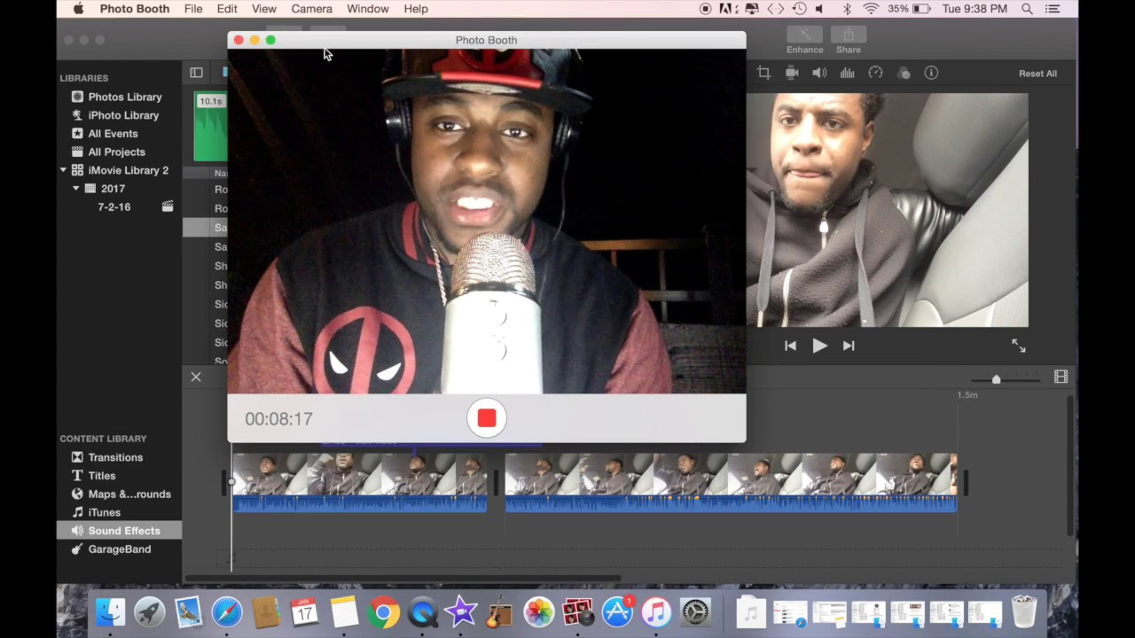 how to make and edit videos on imovie
