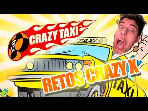 A TODO GAS!: CRAZY TAXI 3: LOS RETOS CRAZY X